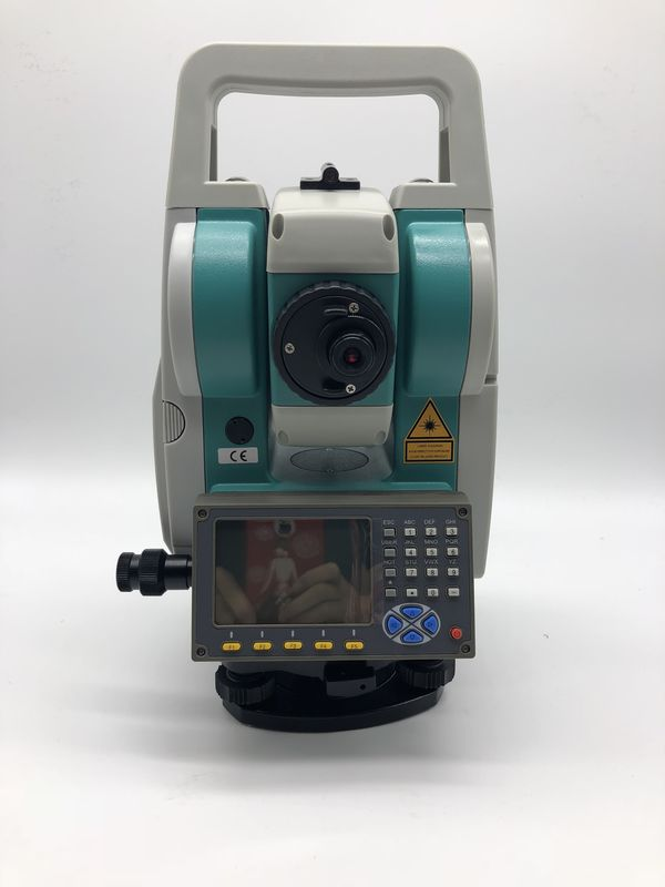 China Mato brand total station MTS-1202R prismless 500m surveying instrument