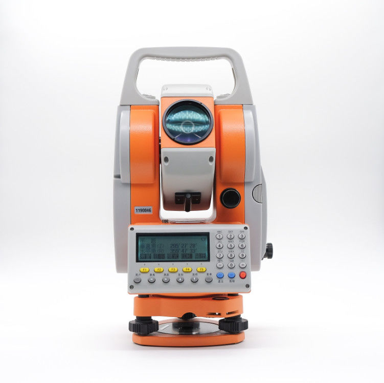 Mato brand MTS-602R Reflectorless total station  Measuring Instruments Orange Color surveying instrument
