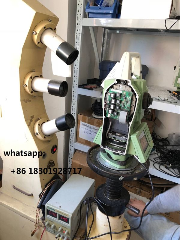 otal Station Repair service Leica total station TCRP1202+ mainboard repair supply PUK code