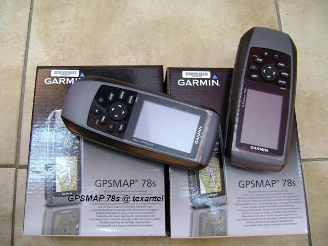 78S Garmin Portable GPS , IPX7 Waterproof Grade Handheld Tracking Device