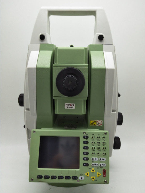 "TS30 Leica Total Station Second Hand 0.5"" Angular Accuracy High Performance"