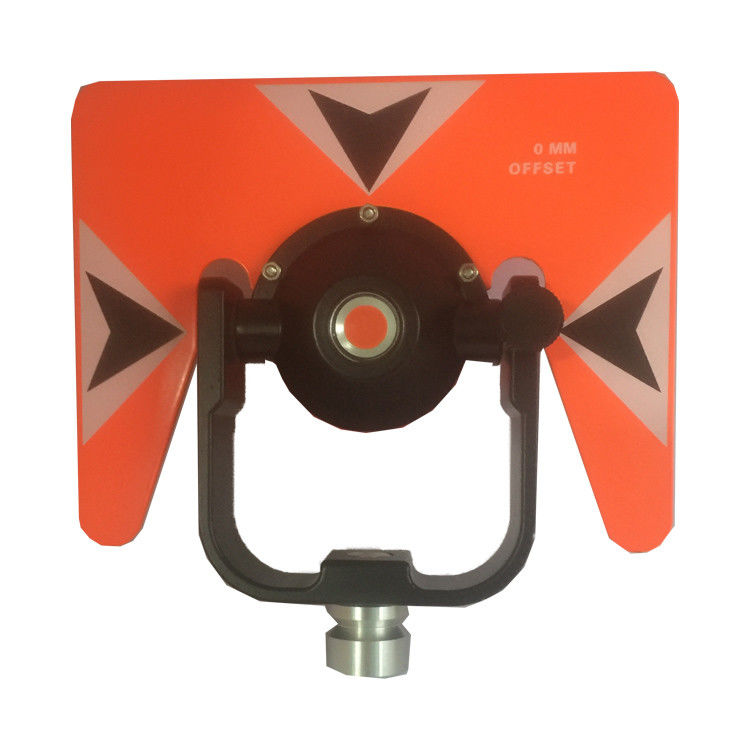 Sokkia Brand Prism For Total Station With Orange / White Holder And Target
