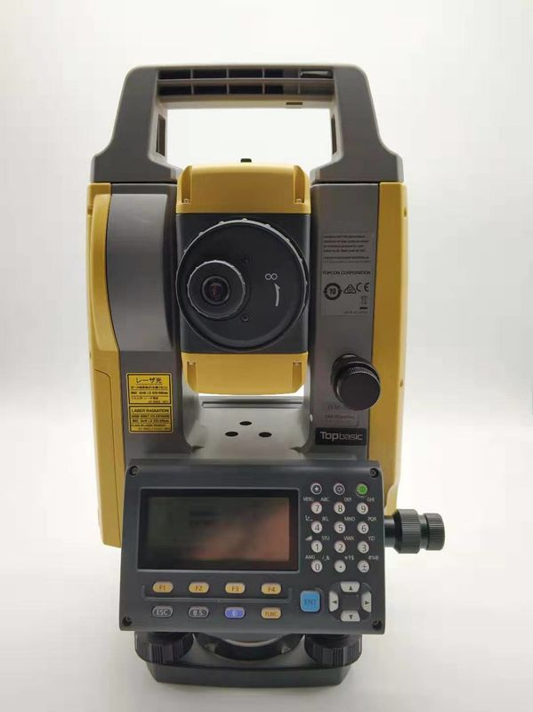 Topcon Total Station GM52/GM55 Reflectorless Total Station